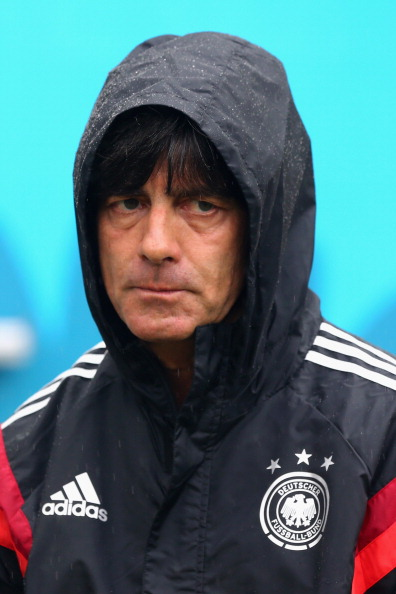 Head coach Joachim Loew of Germany  (credit: Martin Rose/Getty Images)