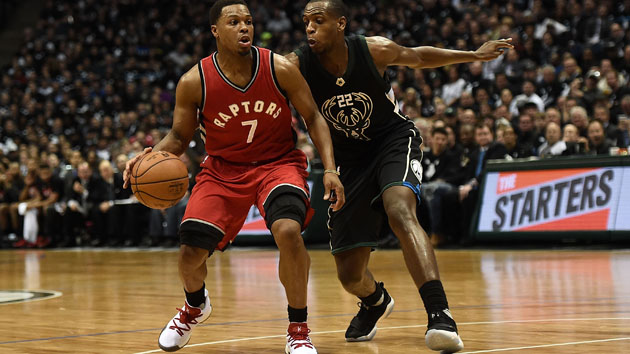 WATCH: Bucks Played Barney Theme Song During Raptors Intros