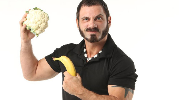 Austin Aries WWE Healthy Eating