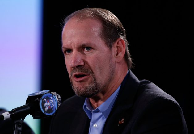 Bill Cowher NFL CBS