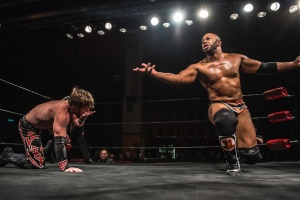 Jay Lethal Ring Of Honor