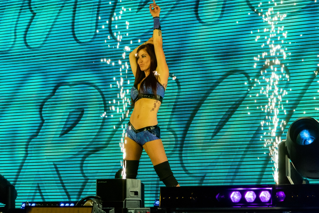 Madison Rayne Ring of Honor