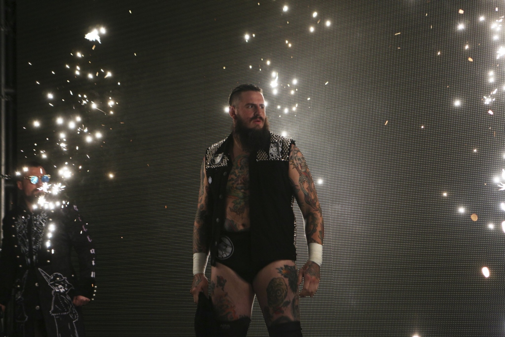 Brody King Ring of Honor