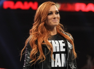 Becky Lynch WWE RAW