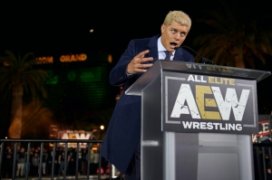 Cody Rhodes All Elite Wrestling Launch Party
