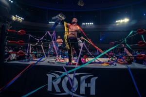 Matt Taven Ring of Honor World Champion