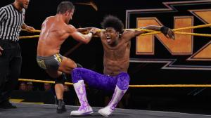 Roderick Strong and Velveteen Dream WWE NXT
