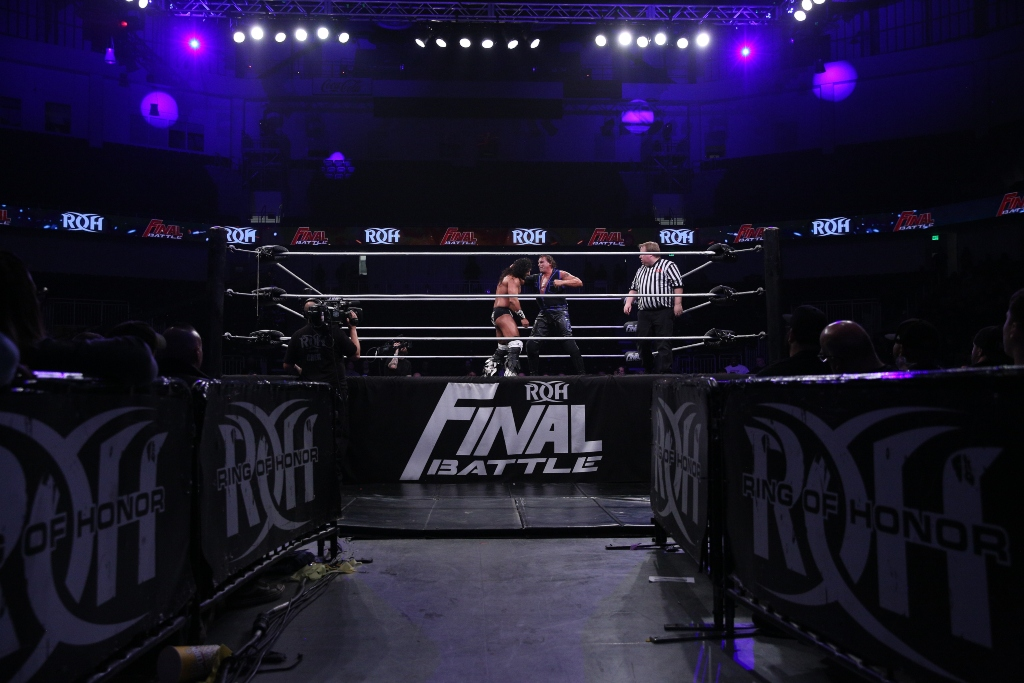 PCO Ring Of Honor Championship