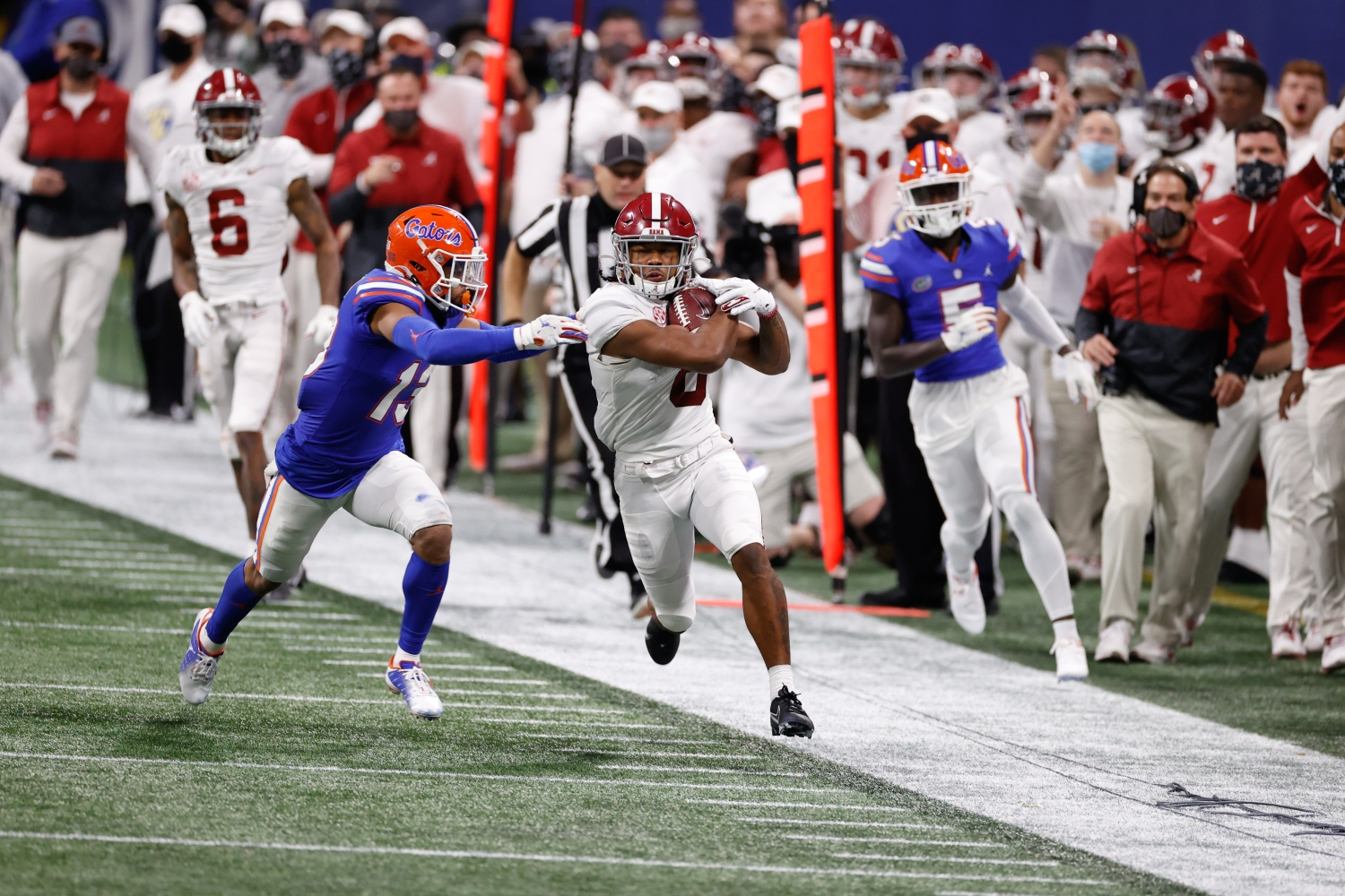SEC Football: CBS Sports Announces 2021 Schedule Including Alabama At Florida On September 18